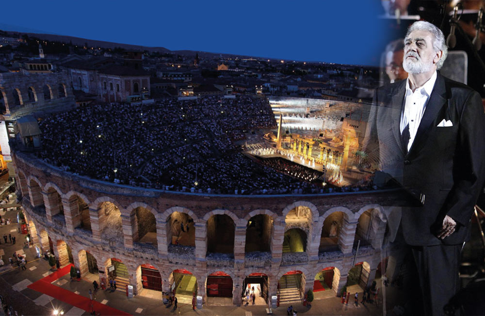 In Arena: La Traviata