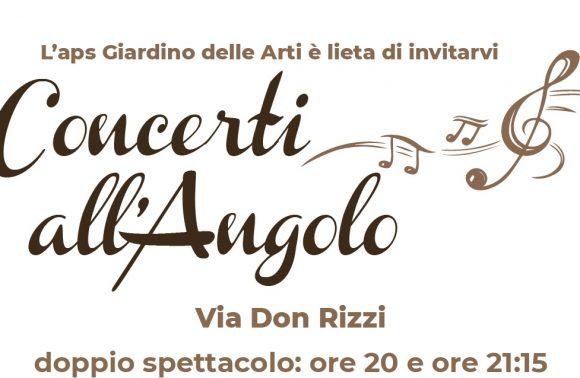 Concerti All'Angolo 2021